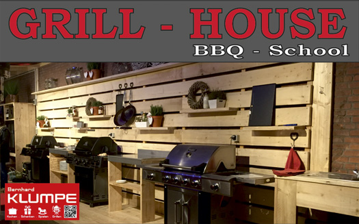 GRILL-HOUSE BBQ School
