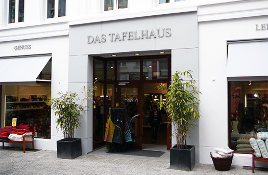 Das Tafelhaus in Oldenburg